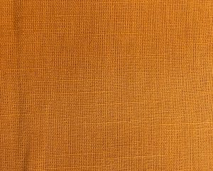 mustard cotton linen fabric for sashiko embroidery