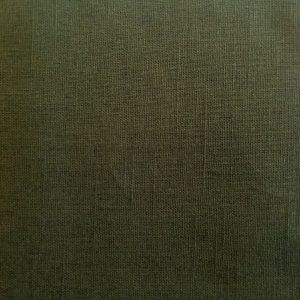 olive green cotton linen sashiko fabric