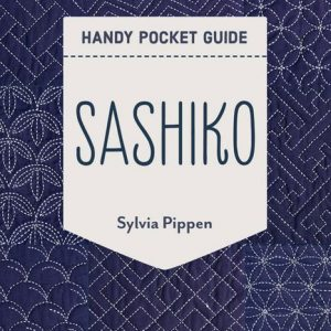 sashiko guide book by sylvia pippen