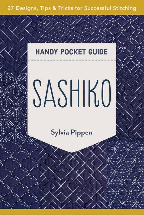 sashiko guide book by sylvia pippen