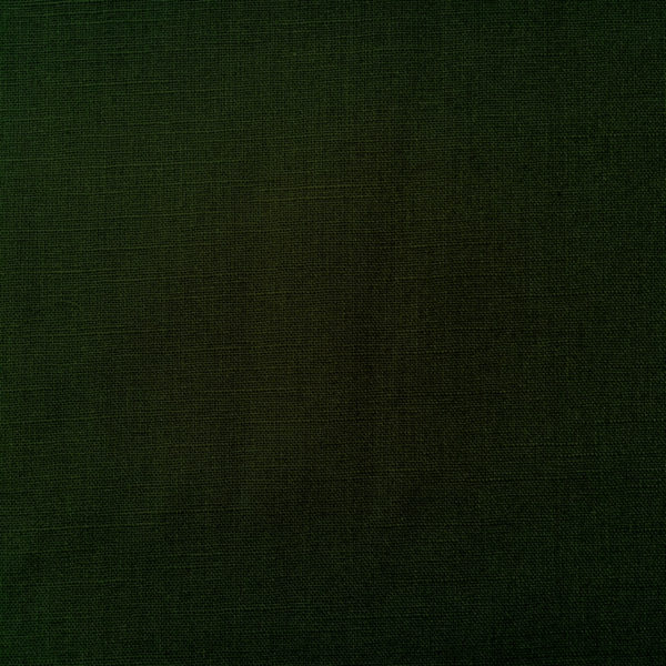 forest green sashiko fabric