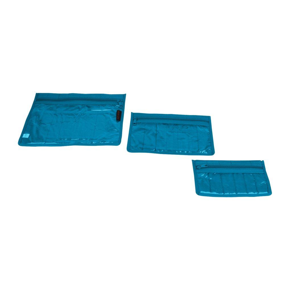 aqua craft notions pouch set