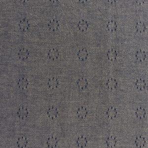 grey yarn dyed japanese fabric