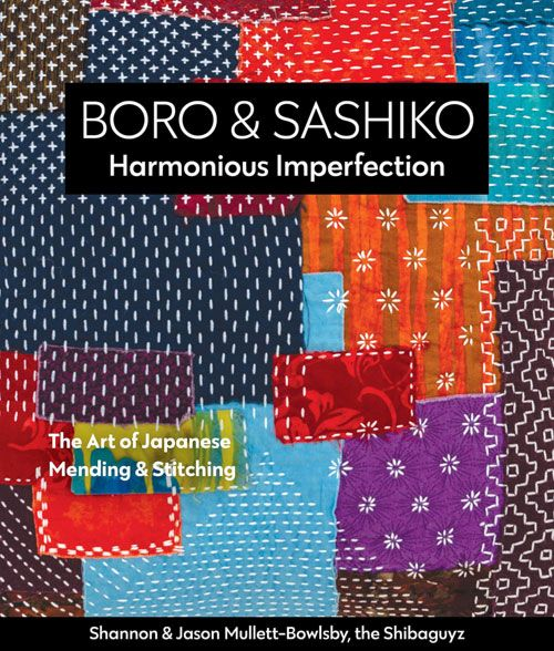 boro and sashiko book by shannon and jason mullet bowlsby