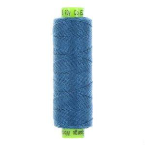 sue spargo eleganza steel blue perle cotton thread