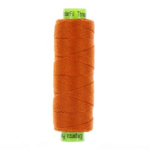 sue spargo eleganza ochre perle cotton thread