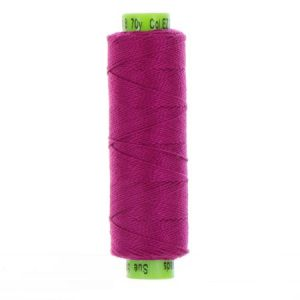 sue spargo eleganza fuchsia perle cotton thread
