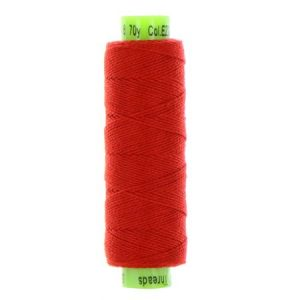 sue spargo eleganza rose red perle cotton thread