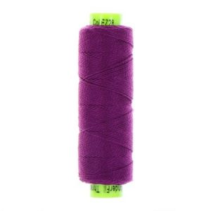 sue spargo eleganza passion flower purple perle cotton thread