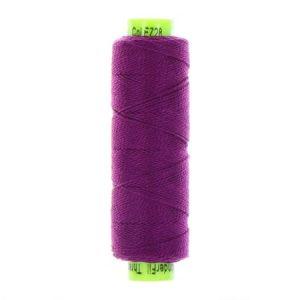 sue spargo eleganza passion flower purple perle cotton thread