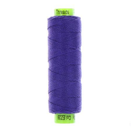sue spargo eleganza royal purple perle cotton thread