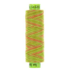 sue spargo eleganza variegated perle cotton thread citrus colours